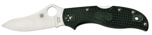 SC90PGRE2 Spyderco Stretch 2 British Racing Green