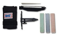 DMADELUXE Deluxe Aligner Kit, 3 Diamond Whetstone/1 Serrated Sharpener